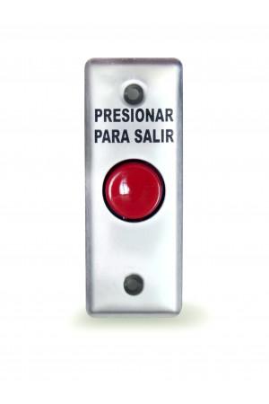 Botón liberación acero inoxidable CM-250/7SP