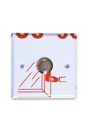 Botón de salida PB68B