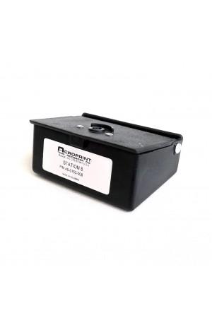 Caja de Estaciones No. 8 para Reloj de Vigilante Acroprint C-72