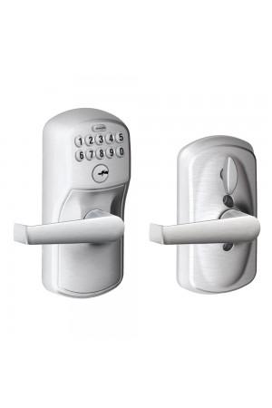 Cerradura electrónica de manija FE595PEL26