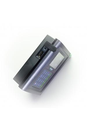 Terminal biométrica de huella y lector iClass HID, CronoStation