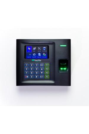 Terminal biométrica de huella CronoStation