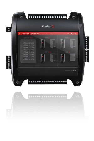 Central Controladora IDBox