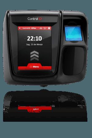 Control de Asistencia iDFlex, sensor de huella y lector 125 kHz EM