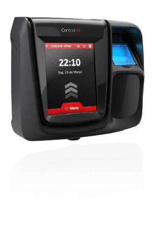 Control de Asistencia iDFlex, solo sensor de huella