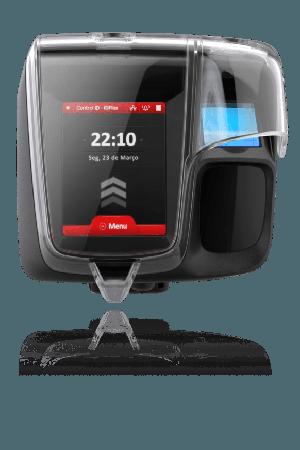 Control de Acceso iDFlex IP65,  sensor de huella y lector 13.56 MHz Mifare