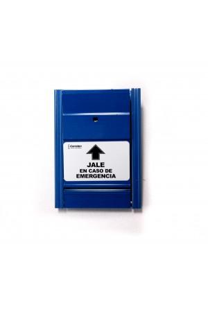 Palanca de emergencia azul CM-703SP