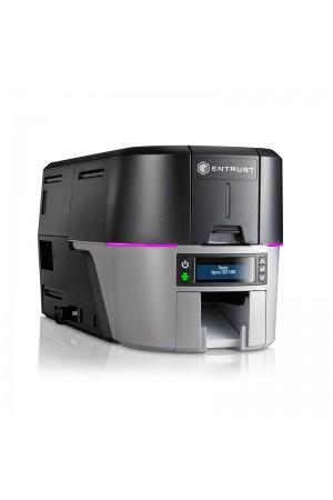 Impresora de Credenciales SIGMA DS3 Duplex de Entrust