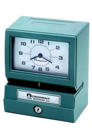 Reloj Checador Acroprint 150QL4
