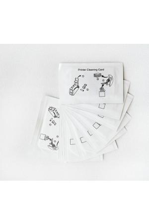 Paquete 10 Tarjetas de Limpieza Impresoras Datacard 552141-002